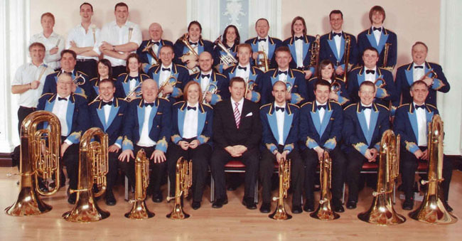 Kinneil Band Scottish Championships 2007